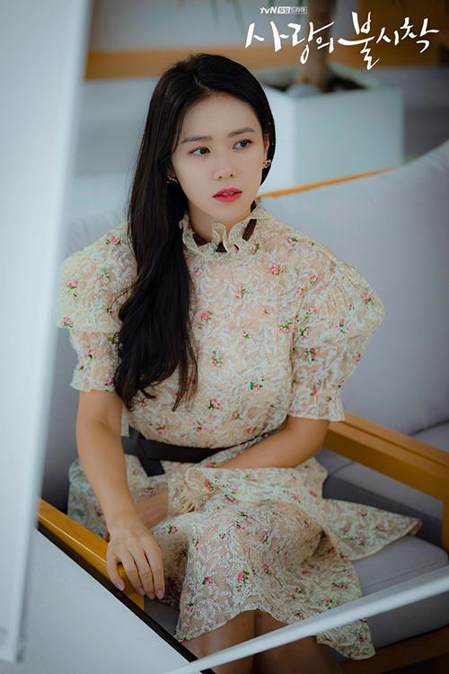 Mặc đẹp như Son Ye Jin trong Hạ cánh nơi anh - 4