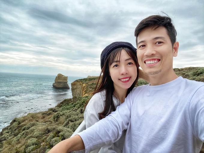 Gia đình Việt khám phá đảo trái tim ở Australia né cháy rừng - 1