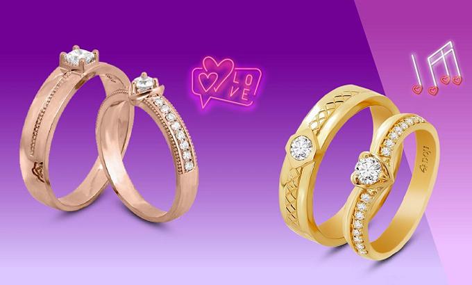 Thay bằng việc sử dụng kim cương thông thường, bộ sưu tập dùng kim cương 99 giác cắt. Con số 99 không chỉ đại diện cho những giác cắt siêu lý tưởng, 99 còn mang trong mình những thông điệp đẹp đẽ về cuộc sống và tình yêu.