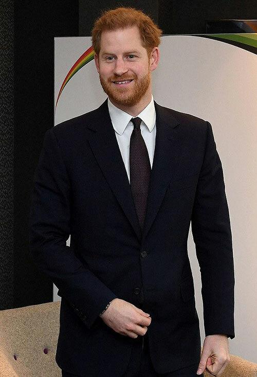 Hoàng tử Harry dự Hội nghị thượng đỉnh về đâu tư Anh - Phi hồi giữa tháng 1 tại London. Ảnh: AFP.