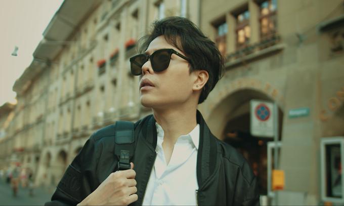 Trịnh Thăng Bình tâm sự sau MV 'Đến cuối cùng', anh sẽ hạn chế viết những ca khúc buồn vì muốn mở ra một giai đoạn mới trong sự nghiệp âm nhạc của mình.