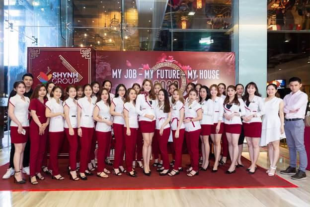 33 showroom, 300 thành viên nòng cốt trong tiệc tân niên - 7