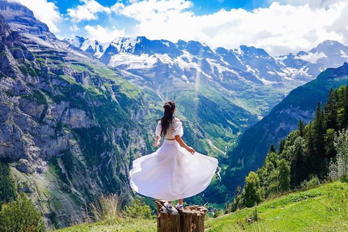 Hành trình Hạ cánh nơi anh ở Thụy Sĩ của cô gái Việt - 4