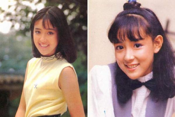 Lee Sang Ah thời còn nổi tiếng.