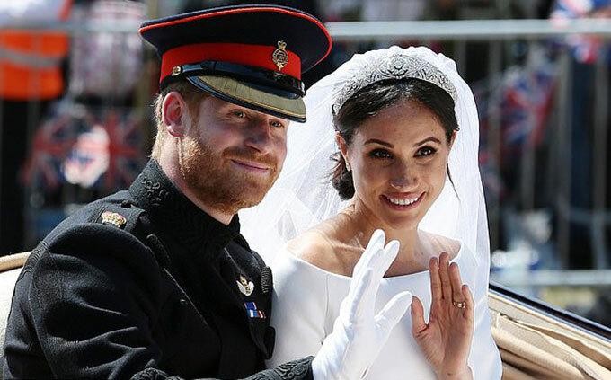 Nữ hoàng cấm nhà Harry sử dụng thương hiệu Sussex Royal