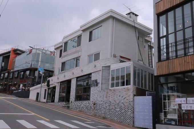 Khu phố trong phim Tầng lớp Itaewon - 1