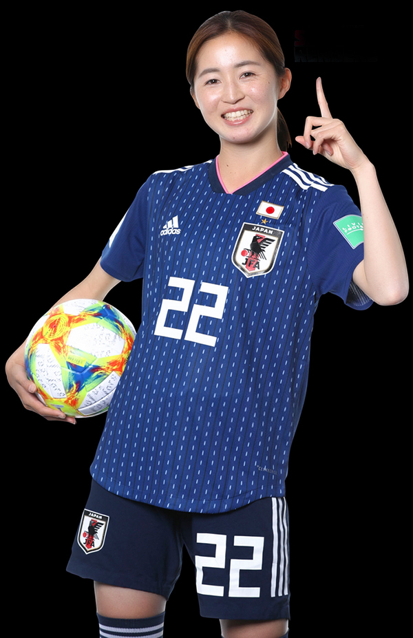 Risa Shimizu (JPN) currently plays for AFC Asian Cup, Women, Group A club Japan. Risa Shimizu is 23 years old (15 Jun 1996), 160cm