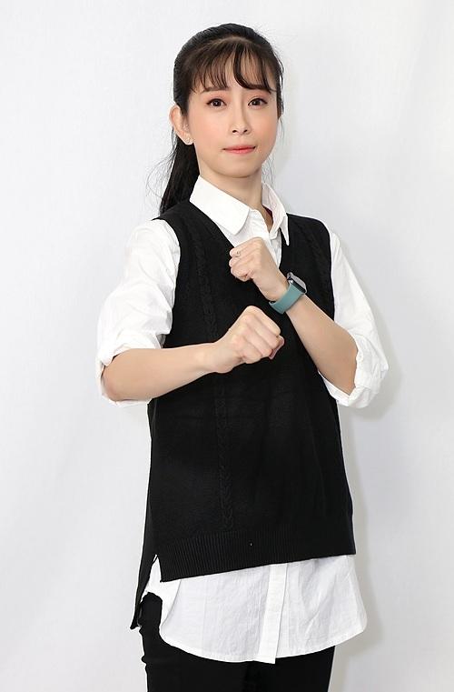 30 tuổi, hot girl Taekwondo Châu Tuyết Vân hài lòng với cuộc sống của một cô nàng độc thân vui tính.