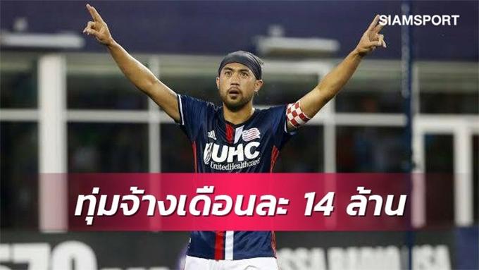 Hình ảnh Lee Nguyễn trong bài viết của Siam Sport.