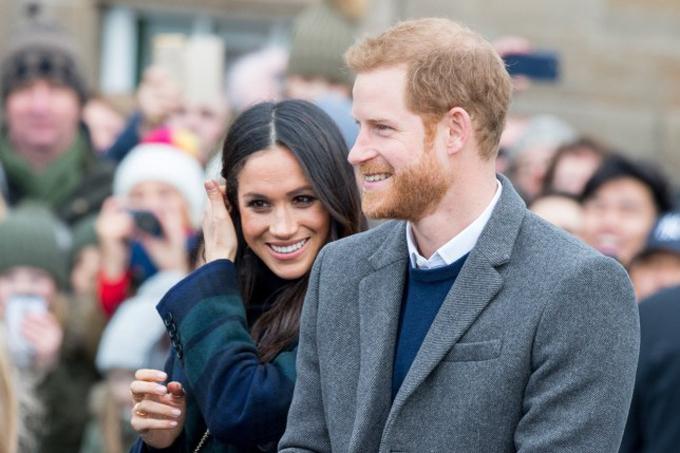 Vợ chồng Hoàng tử Harry sẽ chính thức kết thúc nhiệm vụ hoàng gia vào ngày 31/3 tới. Ảnh: Backgrid.
