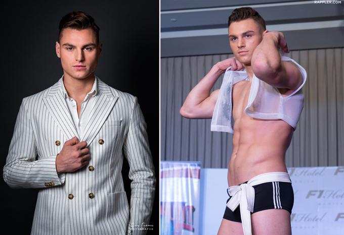 Tân nam vương là người đàn ông đẹp trai nhất Hà Lan năm 2019.