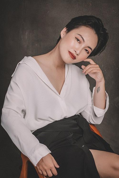 Ca sĩ Nguyên Hà.