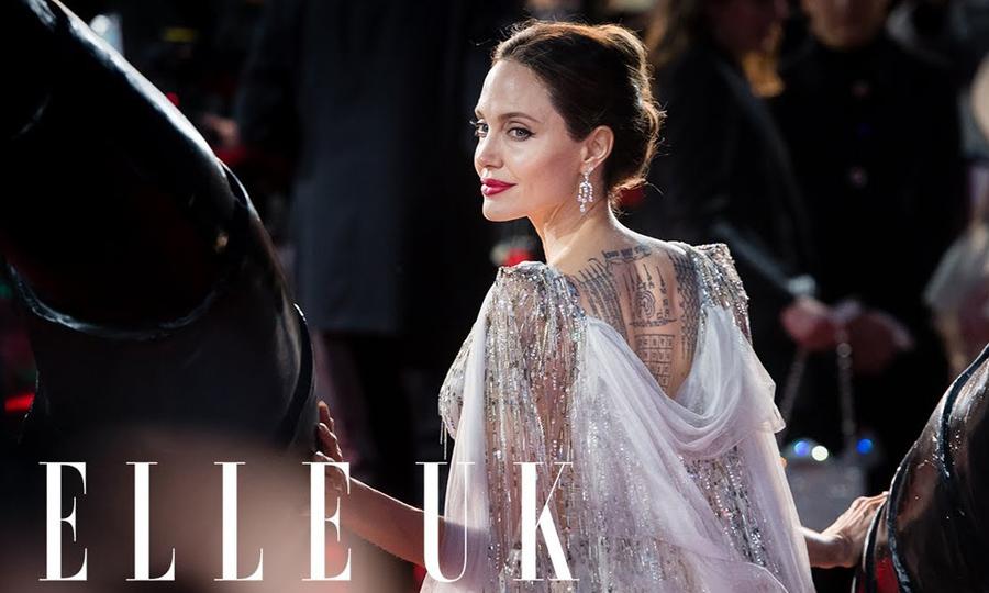 Loạt đầm đẹp của Angelina Jolie trên thảm đỏ