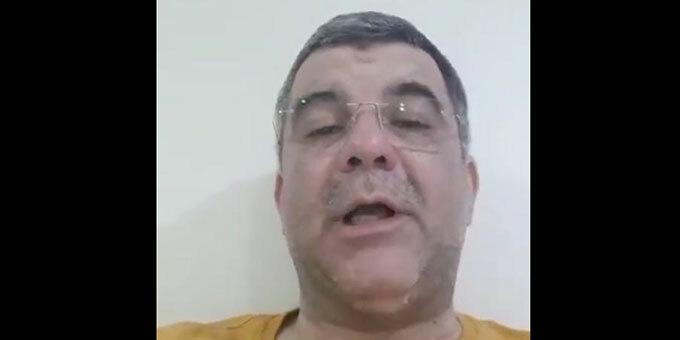 Ông Iraj Harirchi, Thứ trưởng Bộ Y tế Iran. Ảnh: Twitter.