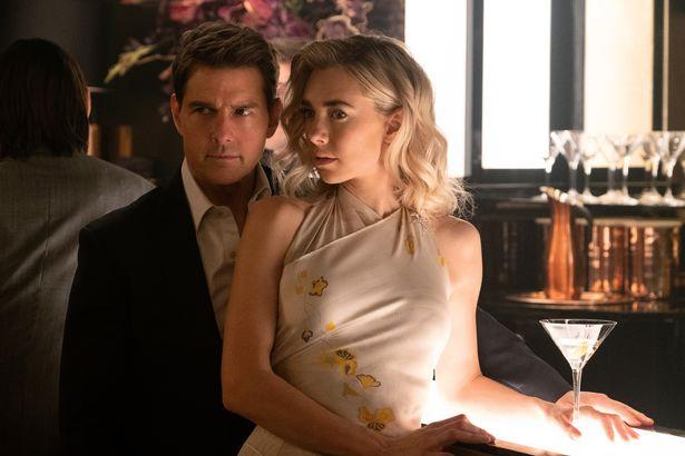 Người đẹp Vanessa Kirby sẽ tái xuất trong phần 7 cùng Tom Cruise.