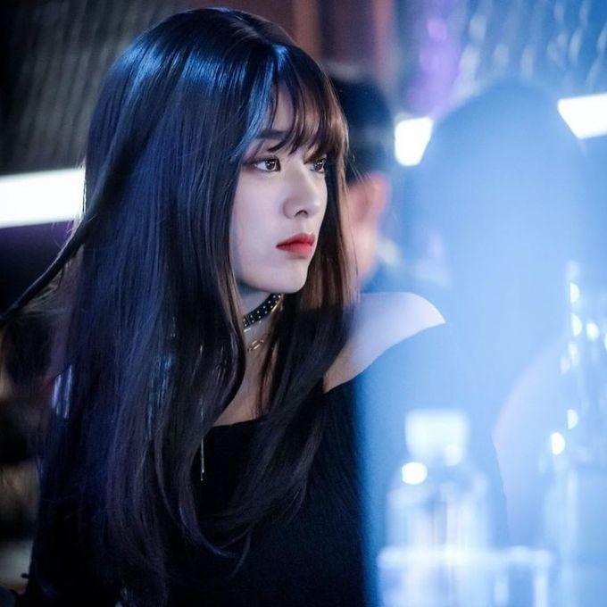 Nhan sắc phi giới tính của đầu bếp 'Tầng lớp Itaewon'