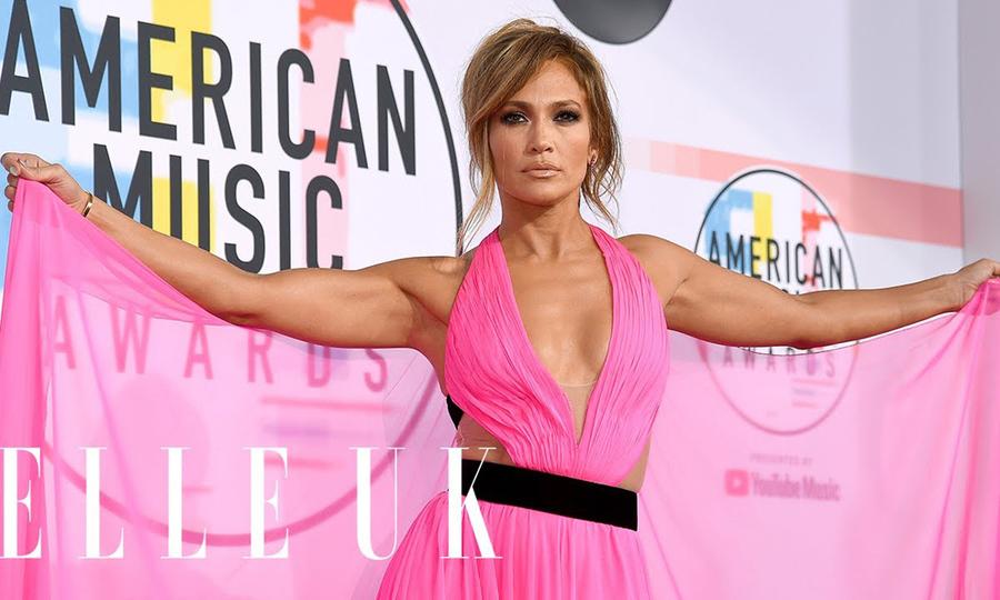 Đầm đẹp của Jennifer Lopez