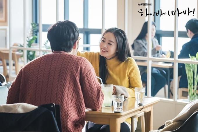 Kim Tae Hee và Lee Kyu Hyungdiễn tình tứ trong cảnh hẹn hò đầu tiên của hai nhân vật.