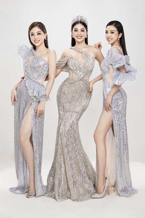 Top 3 Hoa hậu Việt Nam 2018 có mối quan hệ thân thiết sau đăng quang. Họ cũng lần lượt dự thi quốc tế: Tiểu Vy - top 30 Miss World 2018, Phương Nga - top 10 Miss Grand 2018, Thúy An - tham gia Miss Intercontinental.
