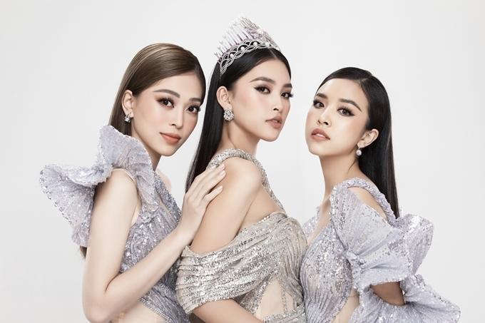 Cuộc thi Hoa hậu Việt Nam 2020 hiện chính thức khởi động, nhận hồ sơ tuyển sinh. Tiểu Vy, Phương Nga và Thúy An sẽ đồng hành các hoạt động của cuộc thi năm nay.