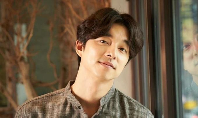 Thay vì nghệ danh Gong Yoo, sao phim Goblindùng tên thật Gong Ji Cheol để ủng hộ 100 triệu Won.