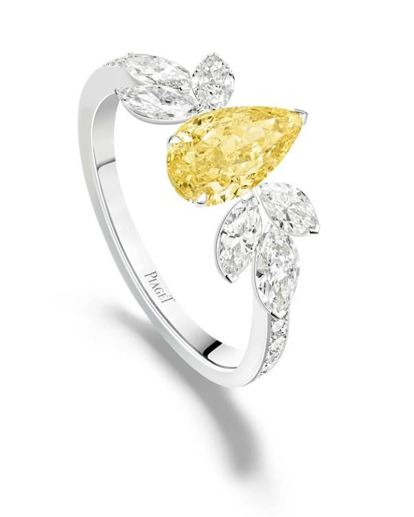 Khâu thẩm định và lựa chọn kim cương vàng của Piaget cũng được thực hiện chặt chẽ, tuyển chọn nhiều nguồn.