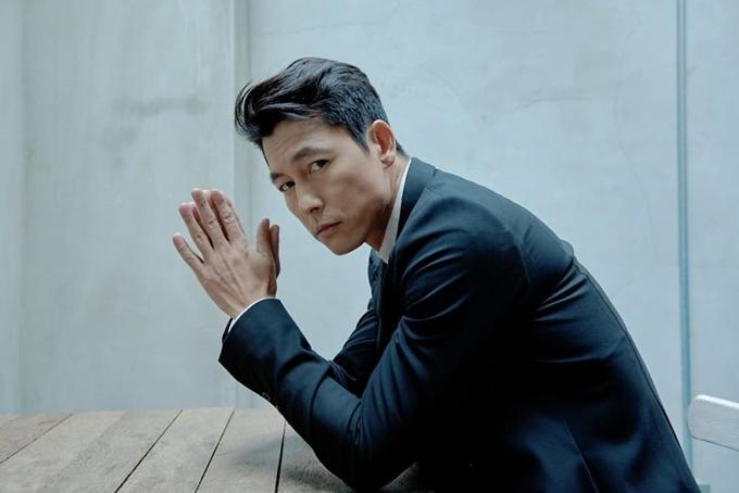 Diễn viên Jung Woo Sung ủng hộ Daegu 100 triệu Won.