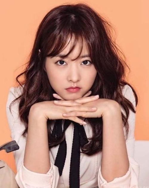 Park Bo Young hỗ trợ dân vùng dịch 50 triệu Won.