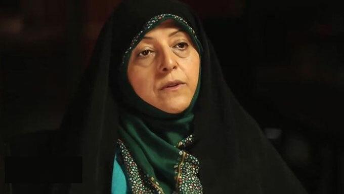 Phó Tổng thống Iran, bà Masoumeh Ebtekar. Ảnh: BBC.
