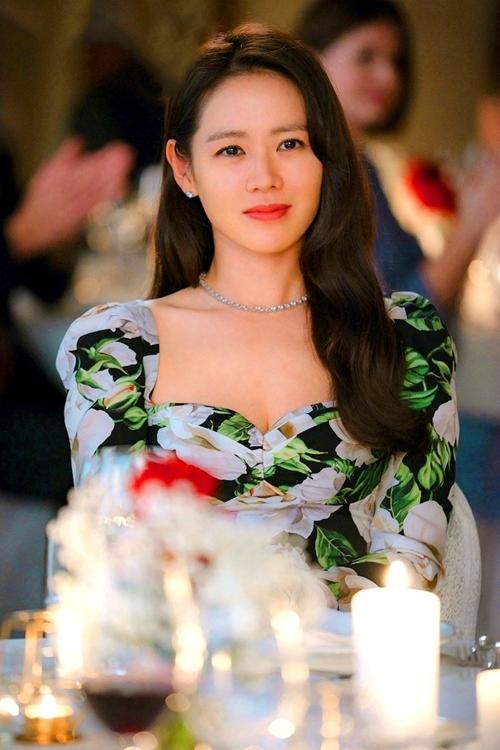 Diễn viên Son Ye Jin.