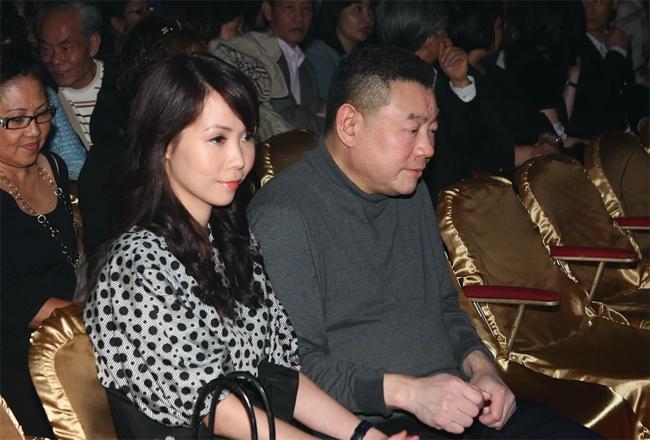 Lữ Lệ Quân và ông Lưu Loan Hùng khi còn chung sống.