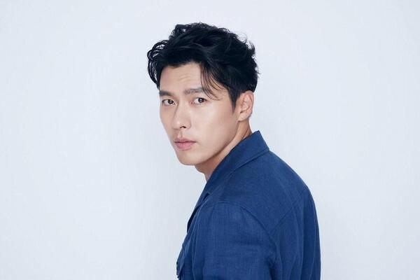 Tài tử Hyun Bin.