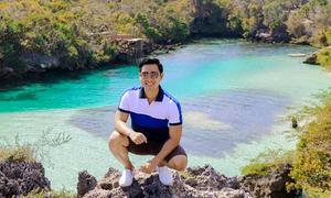 Nguyên Khang mê vẻ đẹp hoang sơ của đảo Sumba