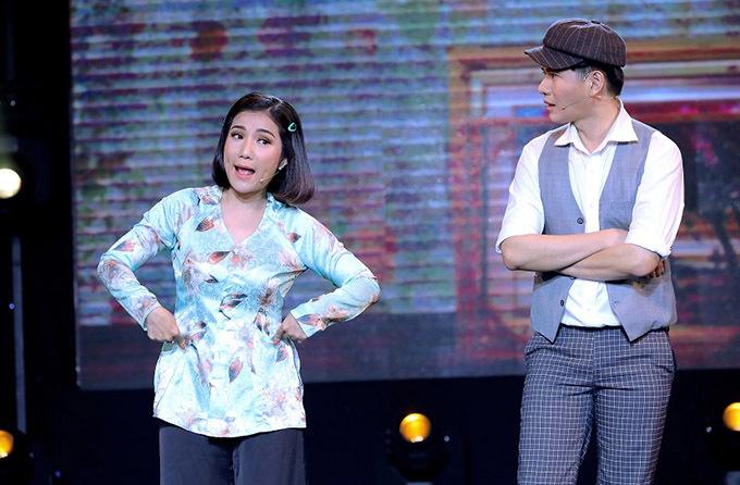 Chàng MC lần đầu sắm vai anh hoạ sĩ nghèo, cố gắng giúp đỡ bạn gái trở thành ca sĩ.