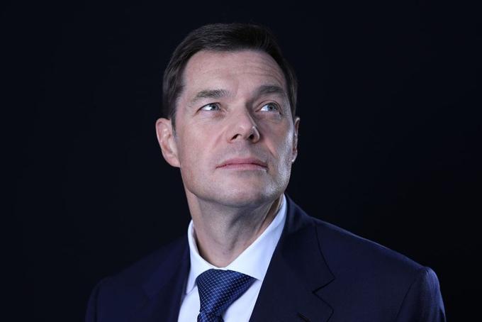 Tỷ phú Alexey Mordashov. Ảnh: Bloomberg.