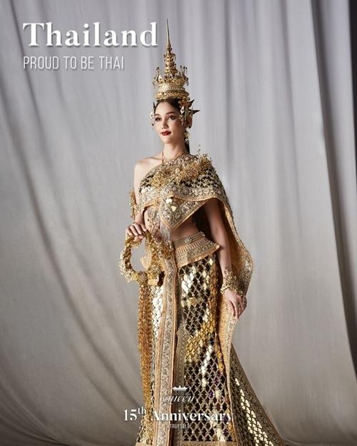 Mỹ nhân chủ nhà Thái Lan.