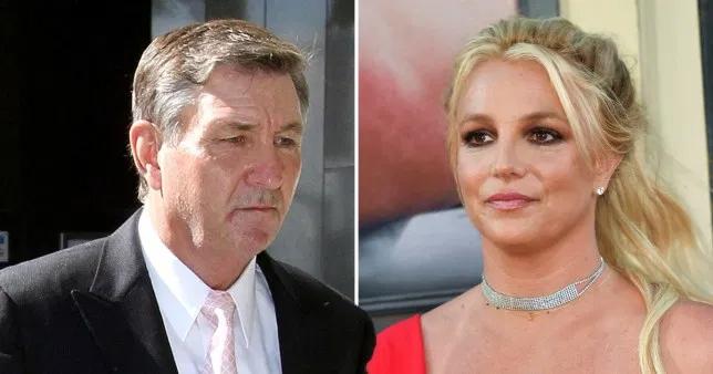 Britney và các con của cô đang có mối bất hòa với bố - ông Jamie Spears.