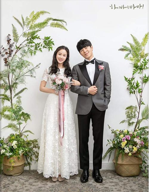 Trong phim Hi Bye Mama, Tae Hee hoá thân thành Cha Yoo Ri, cònnam diễn viên Lee Kyu Hyun đóng vai chồng của Yoo Ri, bác sĩ Jo Kang Hwa.