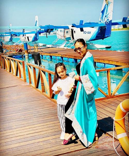 Resort sang trọng Đoan Trang chọn tổ chức sinh nhật chồng - 11