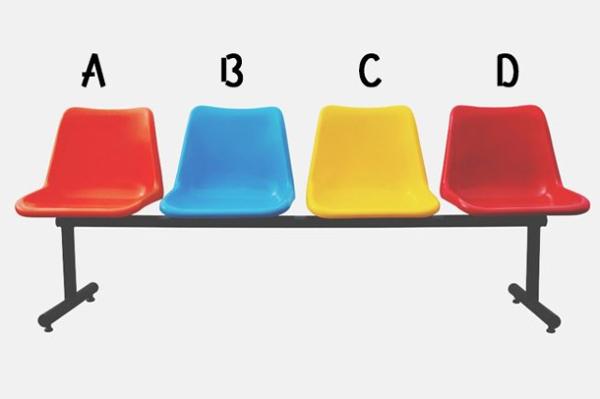Cách chọn ghế ngồi tiết lộ bạn có dễ bị lừa không