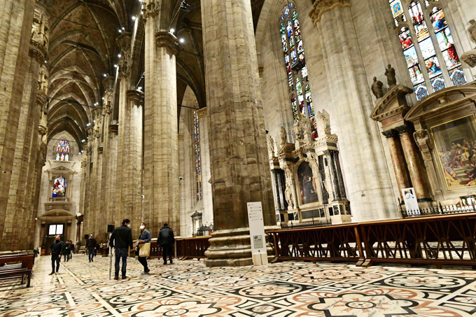 The Duomo has struggled to attract visitors after it was closed due to overcrowding fears making the outbreak worseCredit: AFP or licensors The Duomo cathedral in Milan is failing to attract visitors after it was closed for over a week. It re-opened yesterday. Sweet shop owner Stefania Vergagu told the Telegraph that their shop, normally full of tourists, saw just two visitors from Milan. They added: There are no children and no families. Nobody is around. Another cafe owner added that they usually see 1,000 a day enter the cafe, but this has dropped to as little as 20, while others said they were heartbroken over how empty there are. It isnt just booking cancellations, but also flight cancellations, as British Airways and Ryanair cut a number of their routes to Italy because of a drop in demand.