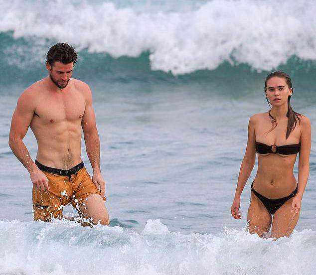 Gabriella là cô gái thứ hai Liam gặp gỡ sau khi anh ly hôn Miley Cyrus. Cô từng có mối tình kéo dài 4 năm với ca sĩ Matty Healy của nhóm nhạc  rock 1975 trước khi chia tay vào hè năm 2018.