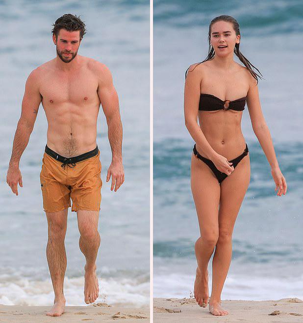 Mối quan hệ mới của Gabriella và Liam được người hâm mộ ở Australia hết lòng ủng hộ. Cặp sao không chỉ cùng quê mà còn rất đẹp đôi về ngoại hình.