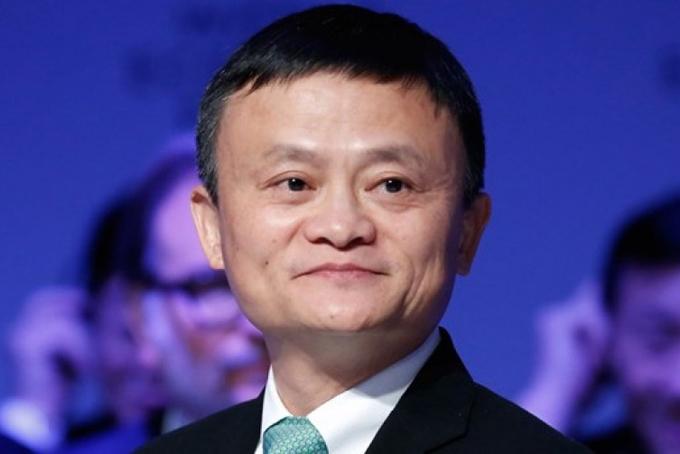 Tỷ phú Trung Quốc Jack Ma. Ảnh: Business today.