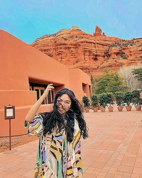 Cuộc sống du lịch đáng mơ ước của Châu Bùi - 3