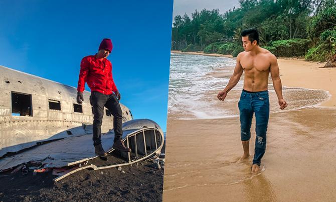 Ken Thịnh Nguyễn có sở thích du lịch và tập gym.
