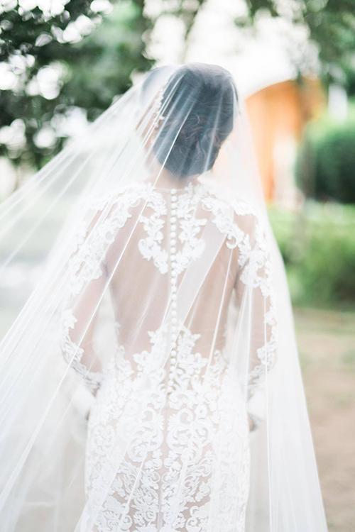 Ảnh cưới hiếm của 2 chị gái hot girl Tiên Nguyễn - 5