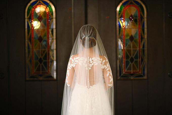 Ảnh cưới hiếm của 2 chị gái hot girl Tiên Nguyễn - 1