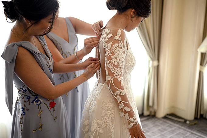 Ảnh cưới hiếm của 2 chị gái hot girl Tiên Nguyễn - 3