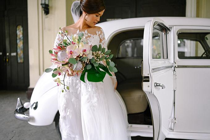 Ảnh cưới hiếm của 2 chị gái hot girl Tiên Nguyễn - 9